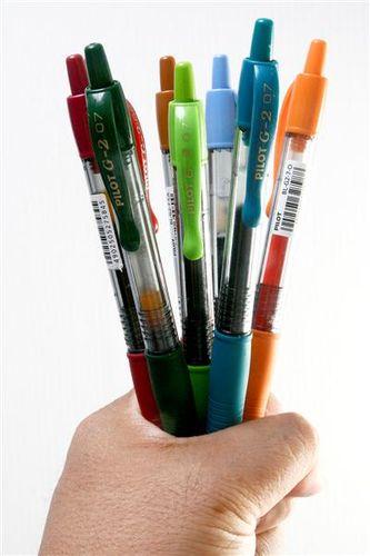 Pilot G2 Gel Ink Pens