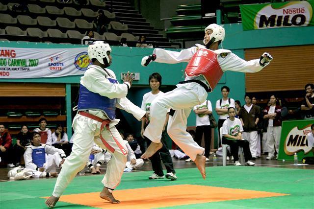 club taekwondo koryo